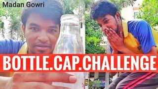Bottle Cap Challenge | Tamil | Madan Gowri | MG Vlog 27