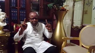 TOGO DEBOUT : RAOUL DAGBA REPOND AU REPRESENTANT DU SECRETAIRE GENERAL DE L'ONU, Mr CHAMBAS.