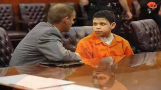 """الأمنية الأخيرة لهذا الطفل قبل ساعات قليلة من تنفيذ حكم الإعدام عليه """" كانت ..... !!!"""