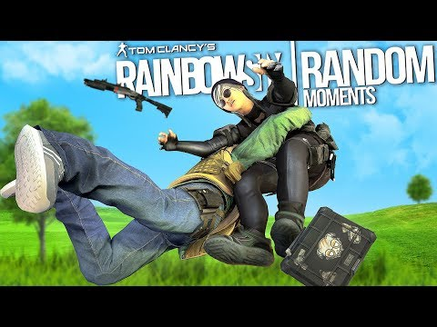 Rainbow Six Siege Random Moments 23 Funny Moments Compilation