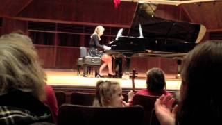 Erika Christmas 2011 Rachmaninoff