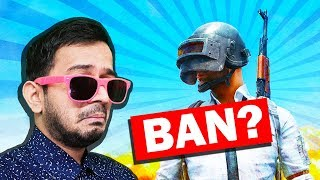 PUBG BANNED in India! 😱