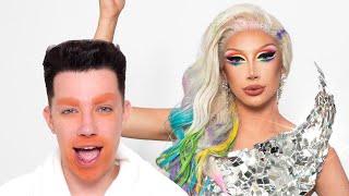 Extreme Rainbow Drag Transformation