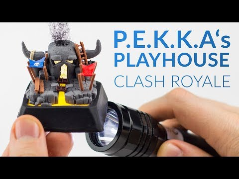 Xxx Mp4 PEKKA 39 S Playhouse Clash Royale – Polymer Clay Tutorial 3gp Sex