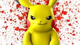 Pikachu Will Kill You!