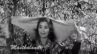 baharon mera jeevan sanvaro..Lata_Kaifi Azmi_Khayyam_Aakhri Khat 1967..a tribute