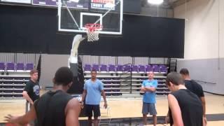 UCA Men's Basketball - Shooting Guard Workout