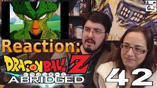 DragonBall Z Abridged Ep. 42: #Reaction #AirierReacts