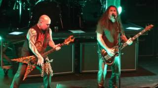 Slayer - Full Show, Live at The Norva in Norfolk Va. 10/3/2016, on their