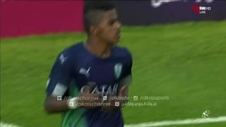 اهداف المباراة : الاهلي السعودي 3 - 2 روما الايطالي بطولة الكاس الدولية