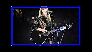 Breaking News   Taylor Swift