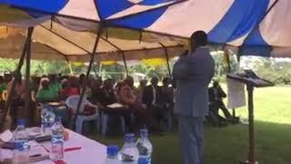 Mashauri ya Wachungaji na wake zao - Bishop Harrison Ng'ang'a