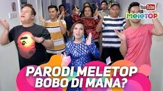 Bobo dimana?  | Parodi MeleTOP MV Dato' Sri Aliff Syukri, Sajat  & Lucinta Luna | Jihan Muse & Syuk