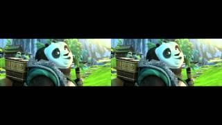 KungFu Panda 3 VR Trailer Cardboard