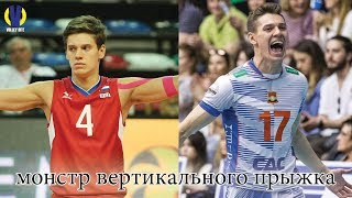 Top 15 Craziest Monster of Vertical Jump by Viktor Poletaev