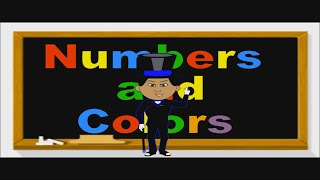 Numbers and Colors for Children, Toddlers, and Babies - Teach Colors for Kids