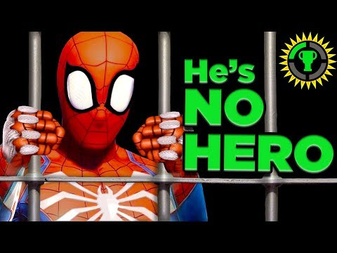 Xxx Mp4 Game Theory Spiderman Is A CRIMINAL Spider Man PS4 3gp Sex