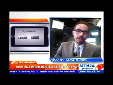 Johnattan Bilancieri explica las formas de conectarse con las noticias desde Vzla