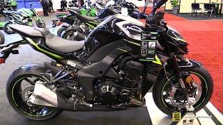 2017 Kawasaki Z1000R - Walkaround - 2017 Montreal Motorcycle Show