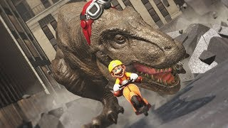 Super Mario Odyssey - Dinosaur Attack! - Part 11