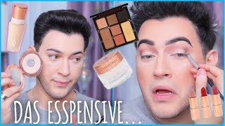 MOST EXPENSIVE ONE BRAND TUTORIAL - CHARLOTTE TILBURY! Manny MUA