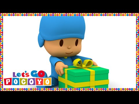 Let s Go Pocoyo Party Time Episode 14 in HD