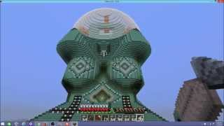 Minecraft 1.8 Gaurdian Farm Tour Docm77 Design