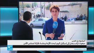 إسرائيل تنصب كاميرات مراقبة عند مداخل المسجد الأقصى