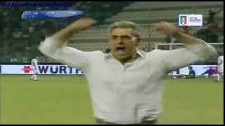QWC 2010 Cyprus vs. Italy 1-2 (06.09.2008)