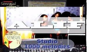 Il était une fois le Groupe ALIF (En studio)