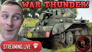 Matsimus Plays WAR THUNDER! - APRIL FOOLS!