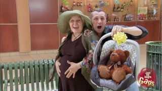 Pregnant Granny Prank