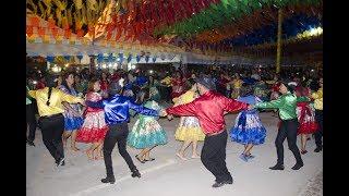 Dançando Quadrilha Junina no São João em Érico Cardoso