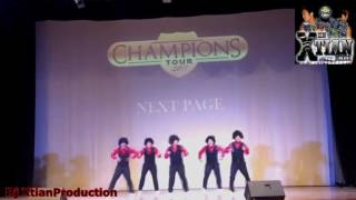 CHAMPIONS TOUR 2017 Next Page CleanMix By XtianMixer