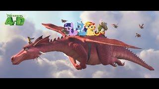 Ponies on Shrek 4D