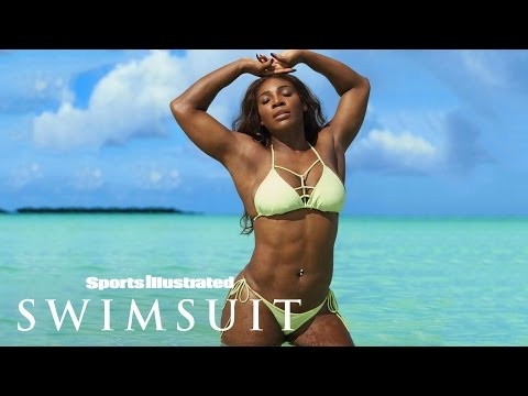 Serena Williams & More Tennis Stars Heat Up Turks & Caicos   Intimates   Sports Illustrated Swimsuit