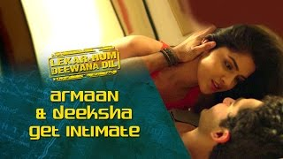 Armaan & Deeksha get to know eachother | Lekar Hum Deewana Dil | Armaan Jain & Deeksha Seth