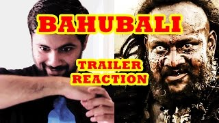 Pakistani Reacts to South Indian Movie BAHUBALI Trailer