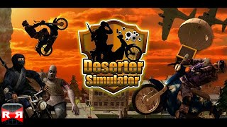 Deserter simulator (By Pocket Queries) - iOS / Android - Gameplay Video