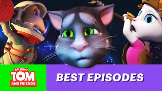 The Amazing World of Talking Tom and Friends (Favorite Episodes Compilation)
