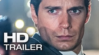 CODENAME U.N.C.L.E. Trailer German Deutsch (2015)