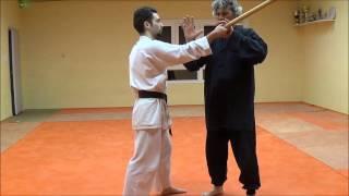Yawara : Technique de Base au bâton Tutoriel