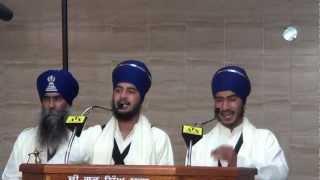 Bhai Mahal Singh Ji At Malton Guru Ghar Part 2