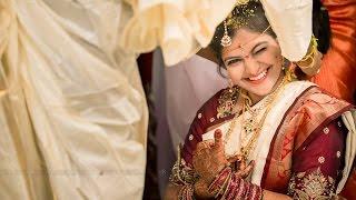 Cinematic Telugu Wedding of Sannihith & Saroja Highlights