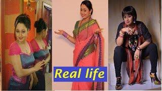 Real life photo of Madhvi Bhabhi (Sonalika Joshi) - TMKOC