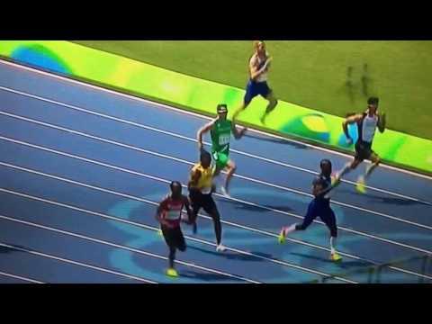 Kerron Clement WIN MEN HURDLES 400m RIO OLYMPICS 2016