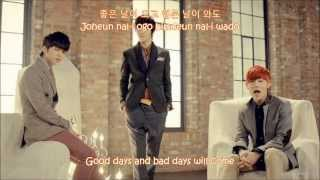 INFINITE - With ... MV [Hangul + Romanization + Eng Sub]