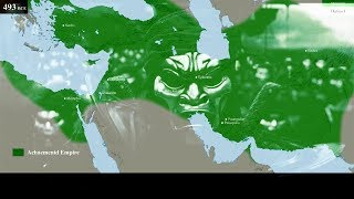 Rise of the Persian Empire (Animated Map)