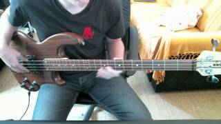 Cymande - The Message / Getting It Back Medley (Bass Cover