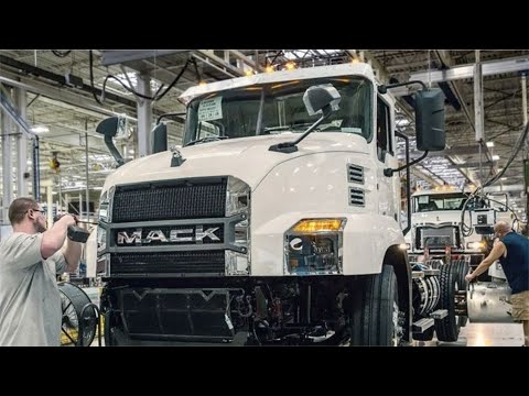 Mack truck production Manufacturing Factory